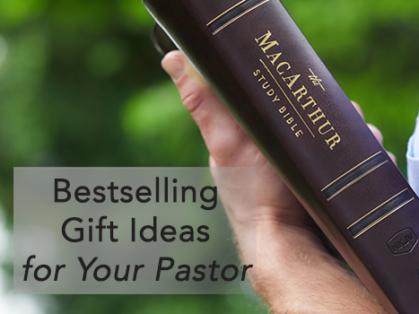 pastor hand holding bible
