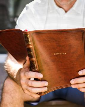 KJV Thinline Bible Giant Print