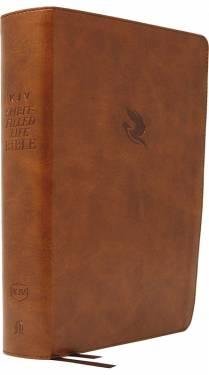 KJV Spirit-Filled Life Bible Chestnut Leathersoft 9780785230120