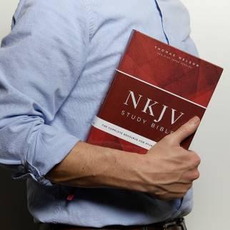NKJV Study Bible 2 Color photo4