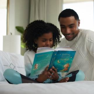 Bedtime Devotions with Jesus parent-child