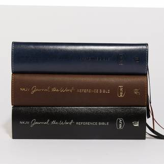 NKJV Journal the Word Reference Bible