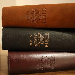 NKJV Spirit-Filled Life Bibles
