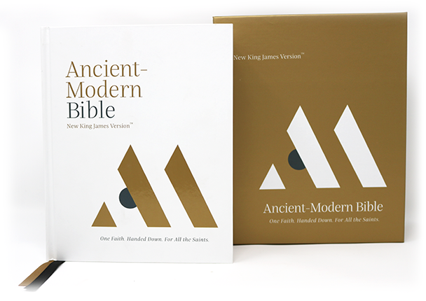 Ancient Modern Bible hardcover