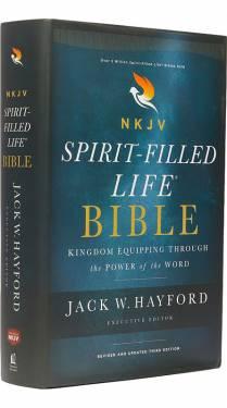 NKJV Spirit-Filled Life Bible Third Edition hardcover 9780529100146
