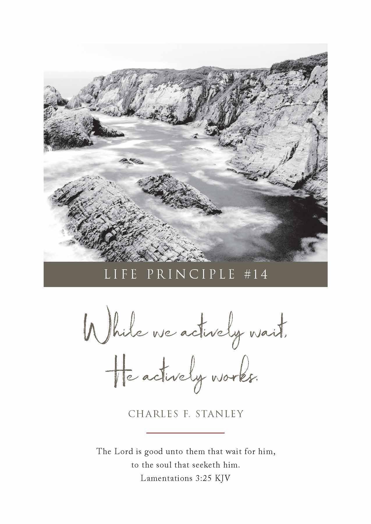 Stanley Scripture card #14