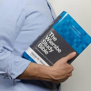 Wiersbe Study Bible Photo