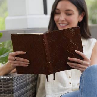 KJV Journal the Word Bible Photo1