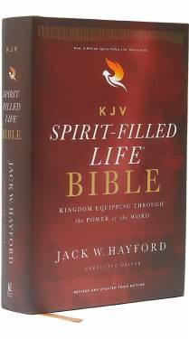 KJV Spirit-Filled Life Bible Third Edition Hardcover 9780785230083_
