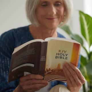 KJV Value Outreach Bible Photo