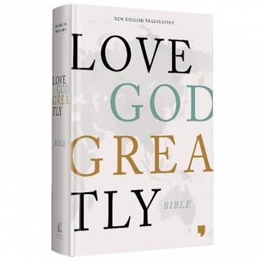 LOve God Greatly Hardcover