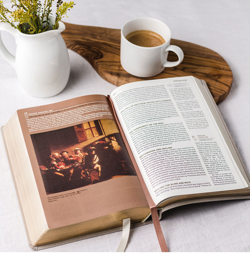 NET Abide Bible Photo
