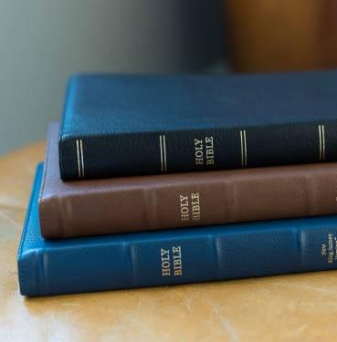 NKJV Thinline Reference Bible, Large Print Photo