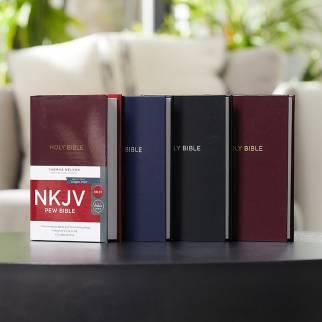 NKJV Pew Bible photo