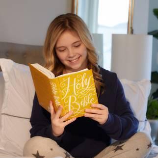 Princess Sparkle Bible photo