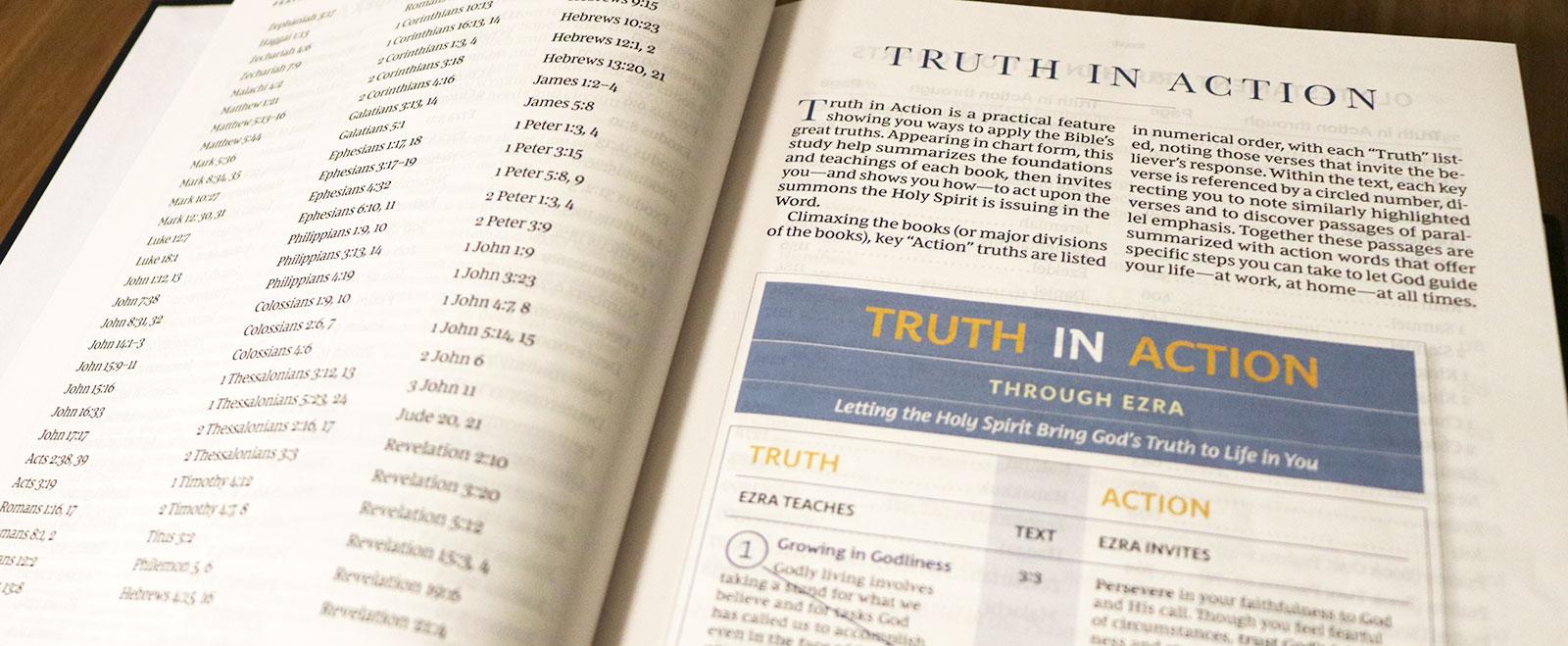 NKJV Spirit-Filled Life Bible