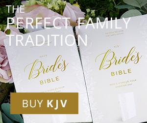 KJV Brides Bible