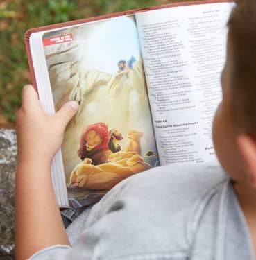 Children's Holy Bible ICB