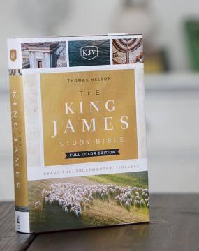KJV study Bibles
