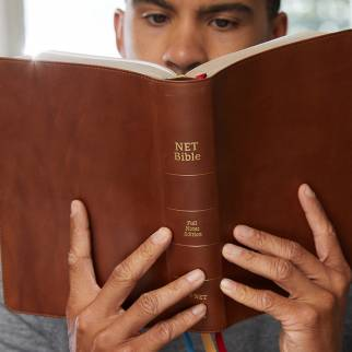 NET Leather Bibles