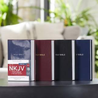 NKJV pew Bibles