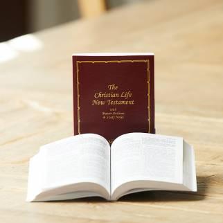 The Christian Life New Testament KJV