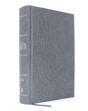 NIV Open Bible Hardback