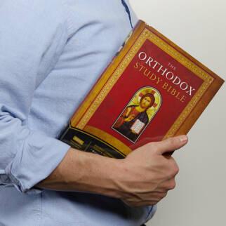 Orthodox Study Bible photo