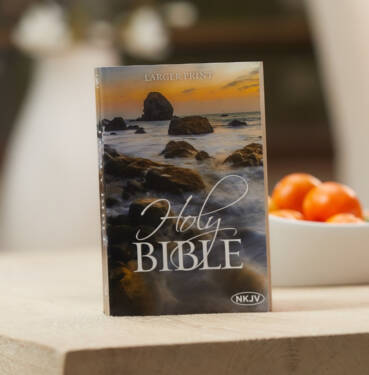 NKJV Economy Bible Larger Print