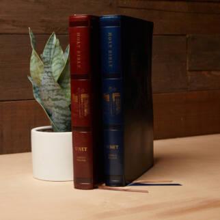 NET Art Edition Bible Large Print Thinline
