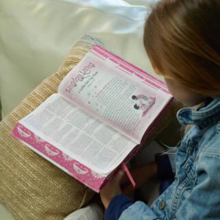 God's Little Princess Bible NKJV photo
