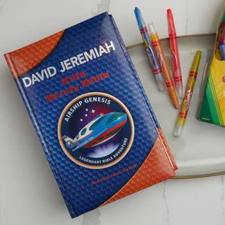 Airship Genesis Kids Study Bible cover
